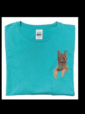 Teal Nala T-shirt